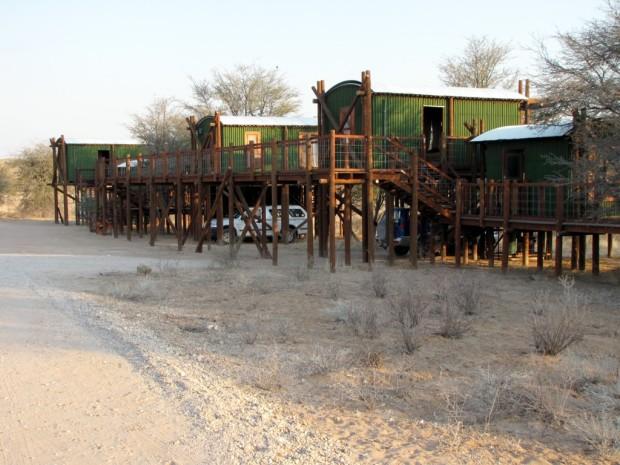 Kalahari: Wilderness Camps III - Urikaruus & KTC